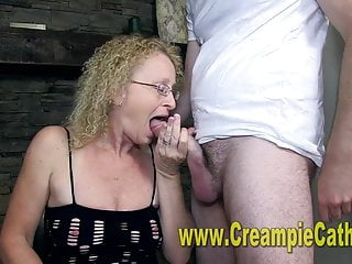 Couger xxx - Couger gets a creampie