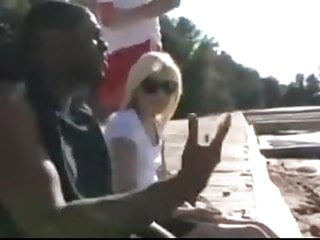 Free fuck boat Hot blonde fucked by bull on boat.