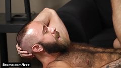 Dante Colle Sucks Teddy Bear Big Cock And Fucks Him After
