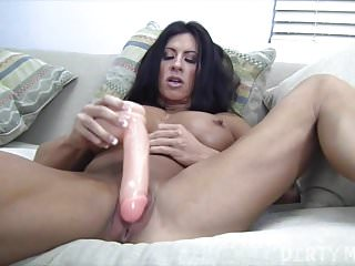Naked muscles woman Naked female bodybuilder angela salvagno fucks herself