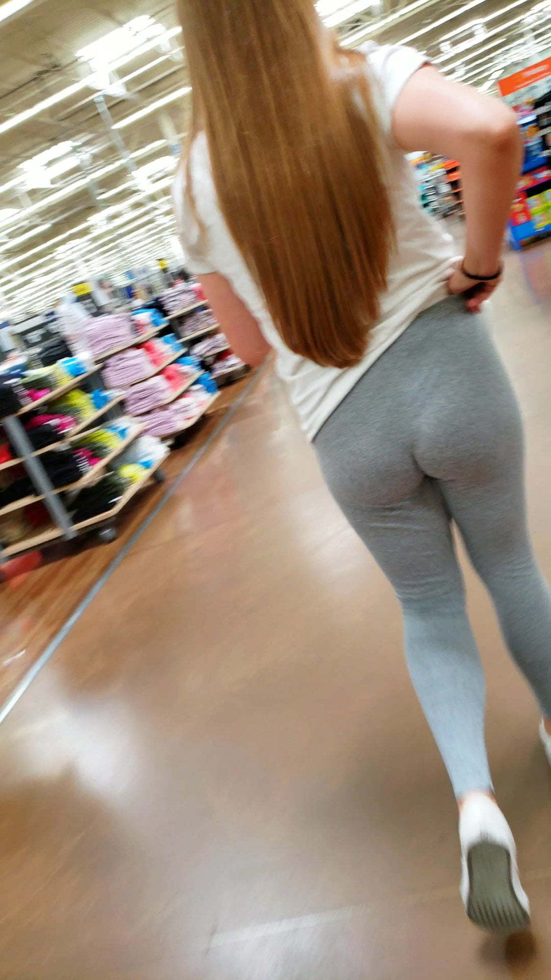 Perfect Teen Ass Yoga Pants