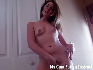 All you can eat porn pictures - Stroke out a big load so you can eat it all up cei