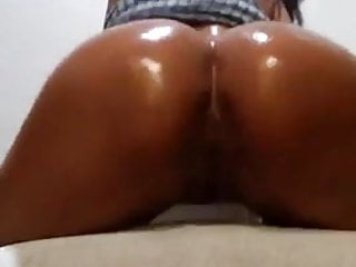 Oiled ass porn Nude oiled ass twerk