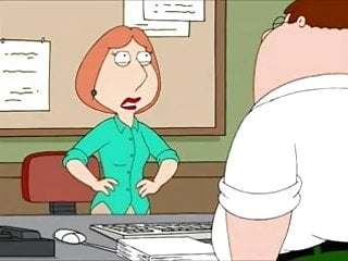Cartoon viedoes sex Fam guy office sex - lois assed fucked