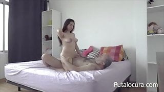 Julia Montalban in bed with torbe putalocura