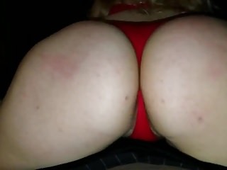 Old fat sex videos Pawg grinding her fat ass before sex..