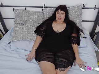 The biggest latino dick Vicky wants to taste a black dick. its her biggest fantasy