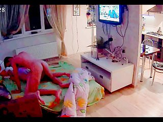 Nudist home videos - Home cctv feed 1