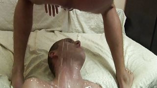 Barebacked Anal Sex of Two Horny Couples