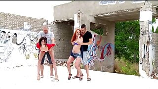 French Ladies Go Crazy in Spain!!! (Episode #02)
