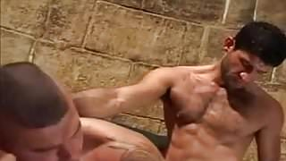 Hairy Chest Fucking a bitch