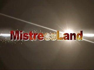 Bondage free land land Mistress land bdsm bondage masochist man