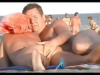 Oldest nude granny exhibitionist Nude beach - exhibitionists pt 03