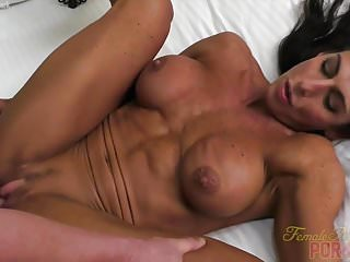 Asian bodybuild Female bodybuilder fucks her boyfriend briana beau