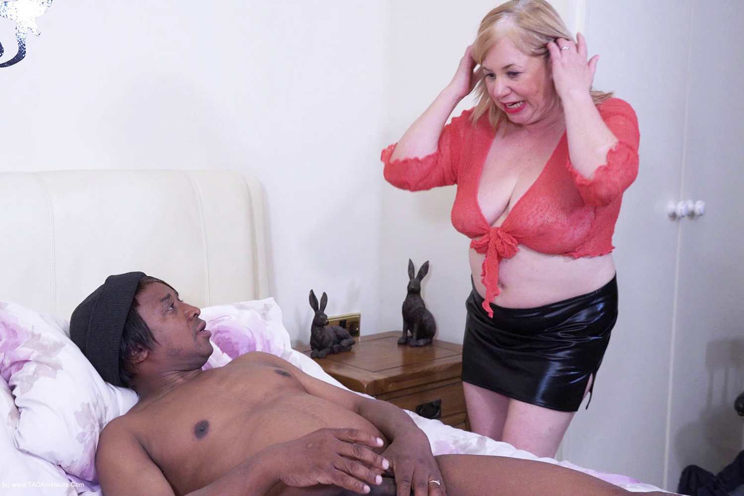 Milf Young Secretary Fuck Boss