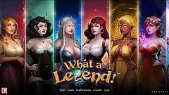 What a Legend - Brothel moms