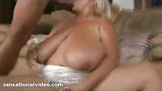 Sexy GILF Catches College Student Jerking Off