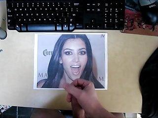 Kylie kardashian naked Kim kardashian cum tribute