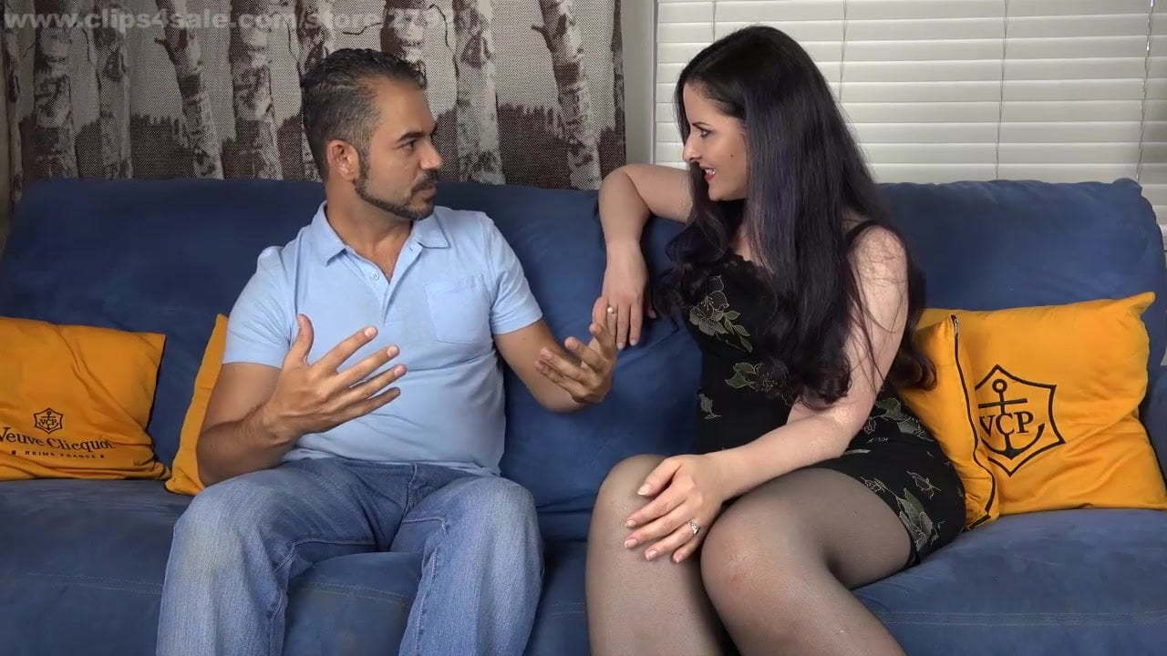 Tied Tickle Foot Worship