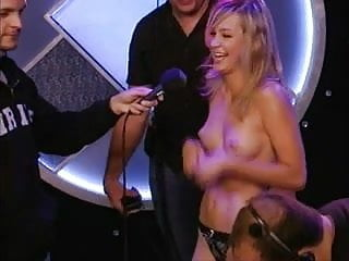 Howard orgasm show stern Kasia in howard stern show