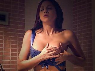 Oiled up naked latinas pics Sensual oiled up latina squirts
