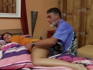 Initiation college sex - Sex initiation of pearl by best friend grandpa