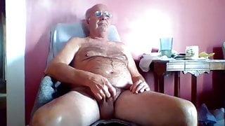 Hairy Granddad Nice Cock.
