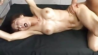 Asian Collection- Muscle MILF