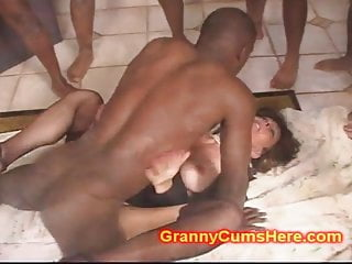 Sperm nickson - Granny is a total sperm whore