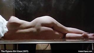 Dalila Di Lazzaro & Vanessa Vitale Nude Hairy Pussy And Sex