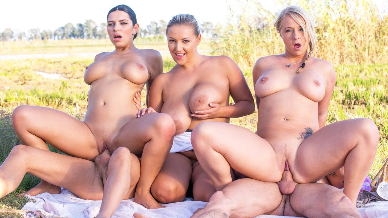 Boobs Orgy