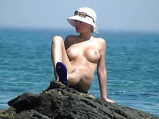 Free videos stunning nude girls - Amateur nude girls in beach showing pussy nipple 44