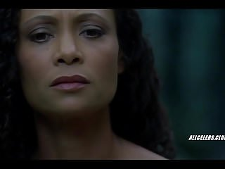 Olivia newton john breast cancer kit - Thandie newton in westworld - s01e06