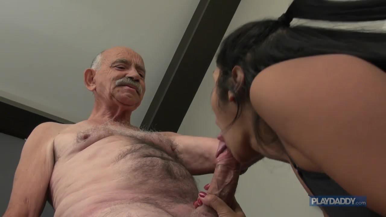 Grandpa Big Cock Porn