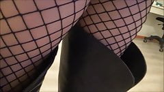 leather fetish whore