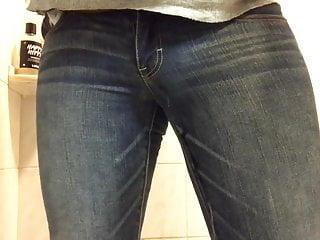 Fuck my jeans jannette hacket Pissing my jeans
