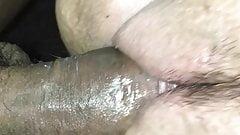 White Mature Girlfriend Taking Latin Cock