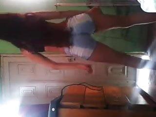 Girl latinas teen - Latinas teen sexy dance jeans asses