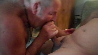 Latino delight.  Making love to my favorite uncut cock.