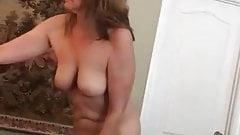 Natacha stripping
