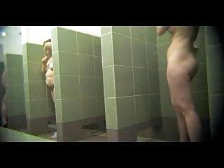 Gay russians showering - Hidden cam in shower