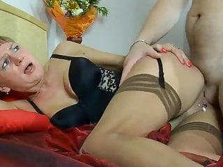 Mature austrian amateur - Matures needs her asshole stretched