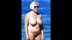 Matures  Grannies and BBWs Full frontal Display of Nudity