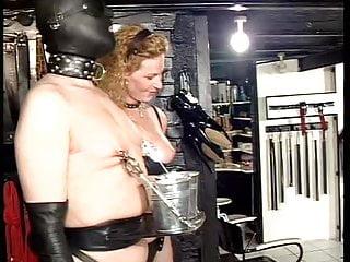 Catja pornstar Mistress catja dominates and whips a milf 1