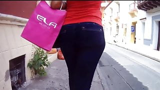 Big Booty Phat Ass Latina Amateur by MysteriaCD