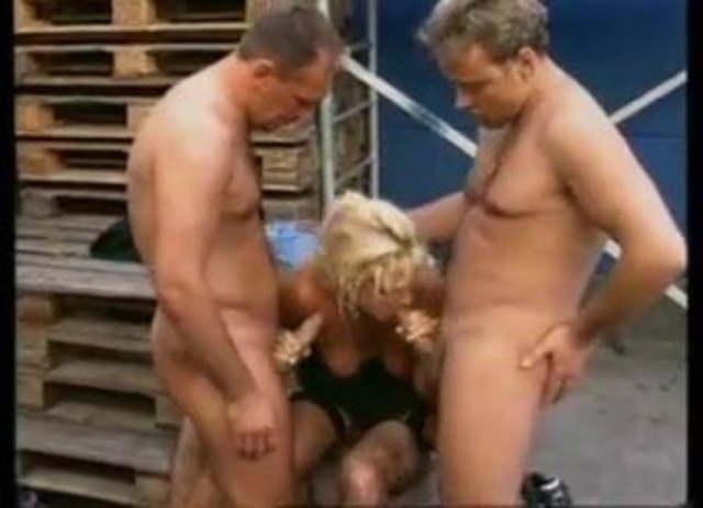behaarte manner orgie