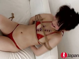 Japanese bondage world - Japan hd japanese bondage masturbation
