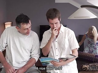 First sexual experience forum - Daddy4k. skillful dad shares sexual experience with sons...