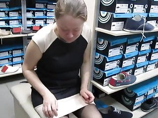 Bottom market rock stock stock - My baby flashing stockings in a shoe market