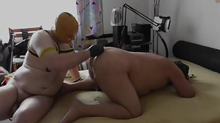 Piss, Fist and Hard Fuck Part 1